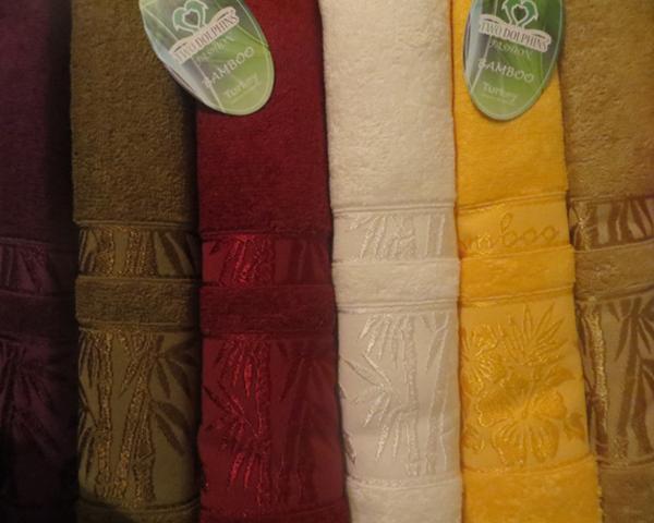 Комплекты полотенец размером 70 Х 140