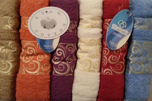 Комплекты полотенец размером 50 Х 90